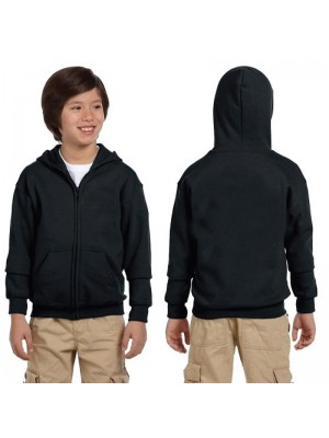 A Plain SnS Kids zip up hoodies