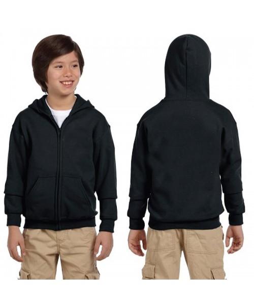 A Plain SnS Kids zip up hoodies