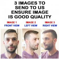 Personalised Your Photo Image on Face Masks Novelty