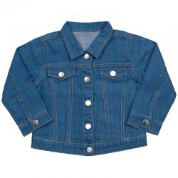 Sustainable & Organic Jackets Baby Rocks denim jacket Kids  Ecological BABYBUGZ brand wear