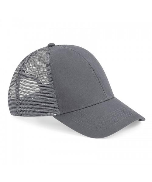 Sustainable & Organic Caps Organic cotton trucker Adults  Ecological Beechfield brand wear