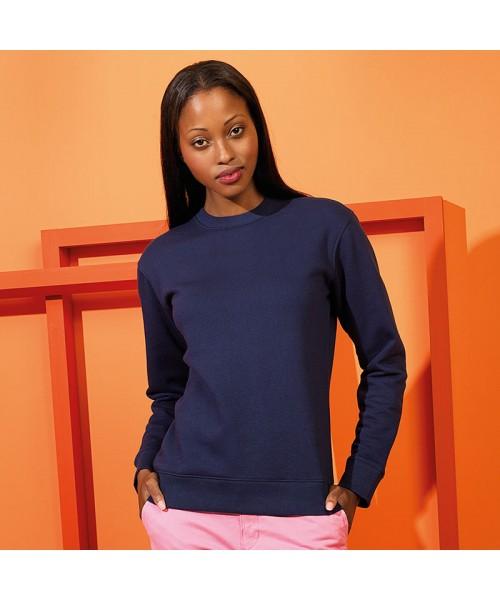 Sustainable & Organic Sweatshirts Women's organic crew neck sweatshirt Adults  Ecological Asquith & Fox brand wear