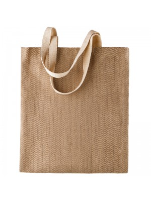 Sustainable & Organic Bags Jute bag   Ecological KiMood brand wear