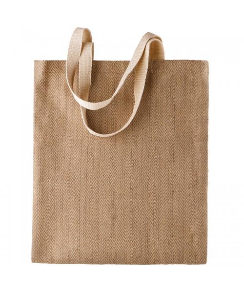 Sustainable & Organic Bags Jute bag   Ecological KiMood brand wear