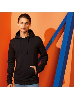 Sustainable & Organic Hoodie Men's organic hoodie Adults  Ecological Asquith & Fox brand wear