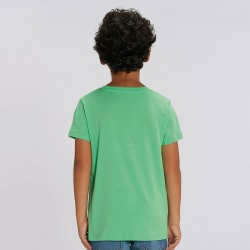 Sustainable & Organic T-Shirts Kids mini Creator iconic t-shirt Kids  Ecological STANLEY/STELLA brand wear