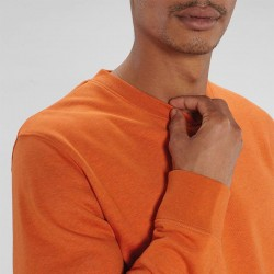 Sustainable & Organic Sweatshirts Unisex Changer iconic crew neck sweatshirt (STSU823) Unisex  Ecological STANLEY/STELLA brand wear