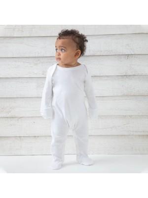 Sustainable & Organic Babywear Baby organic envelope sleepsuit with mitts Kids  Ecological BABYBUGZ brand wear
