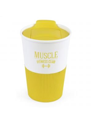 Personalised Grippy Travel Mug