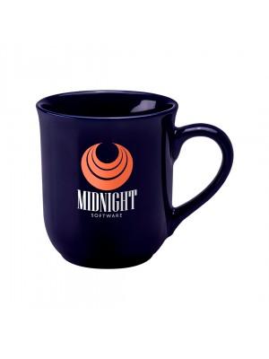 Personalised Bell Midnight Blue Mug