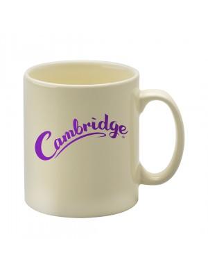 Personalised Cambridge Mug -  Ivory