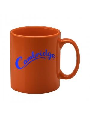 Personalised Cambridge Mug - Orange