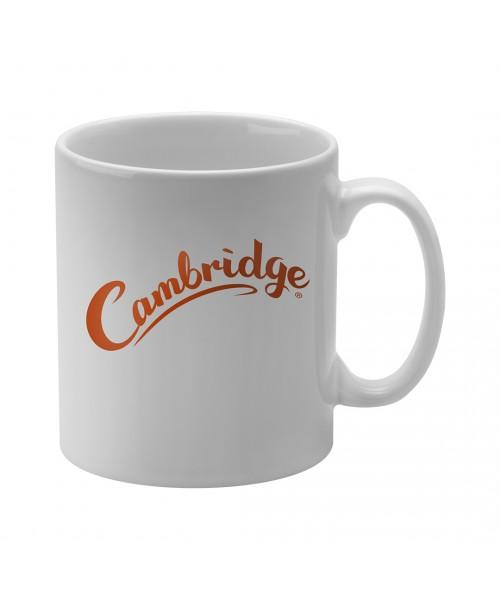Personalised Cambridge Mug White