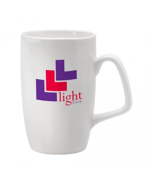 Personalised Corporate White Mug