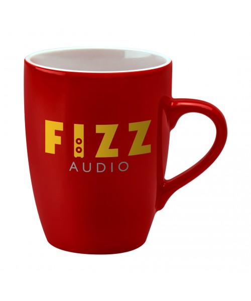 Personalised Marrow Mug - Red Duo