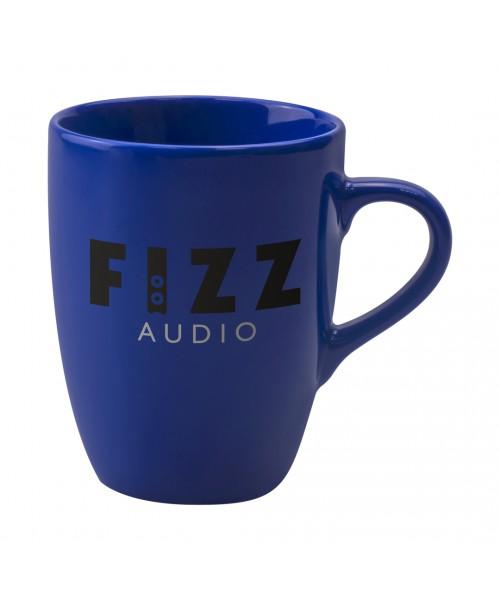 Personalised Marrow Reflex Blue Mug