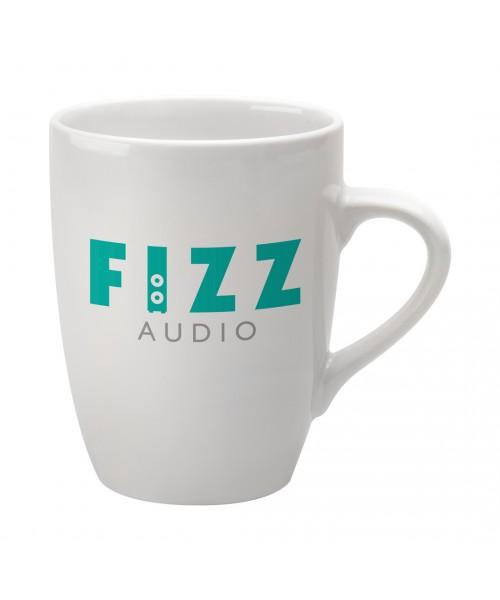 Personalised Marrow Mug-White