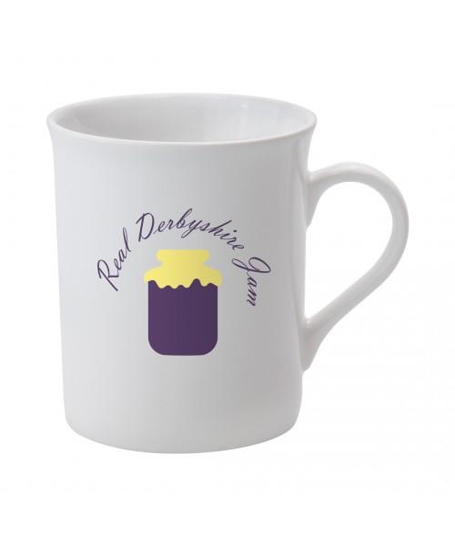 Personalised Newbury White Mug