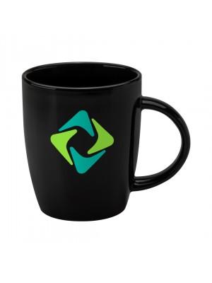 Personalised Darwin Mug - Black