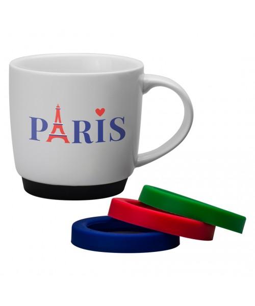 Personalised Paris Mug