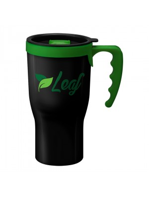 Personalised Challenger Mug Black