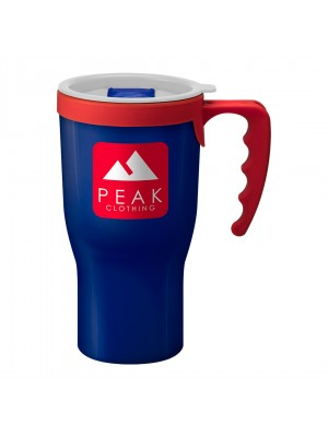 Personalised Challenger Mug Blue