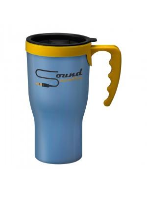 Personalised Challenger Mug Light Blue