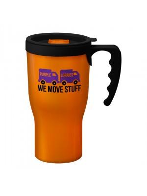 Personalised Challenger Mug Orange