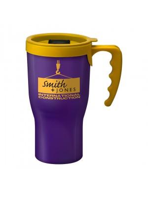 Personalised Challenger Mug Purple