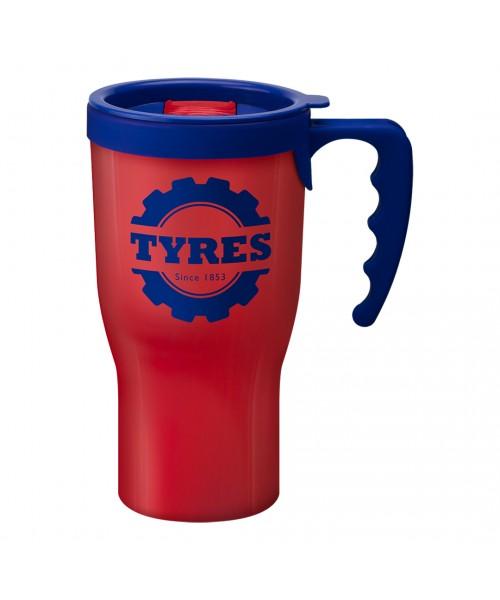 Personalised Challenger Mug Red