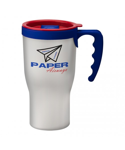 Personalised Challenger Mug White