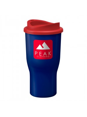 Personalised Challenger Tumbler Blue