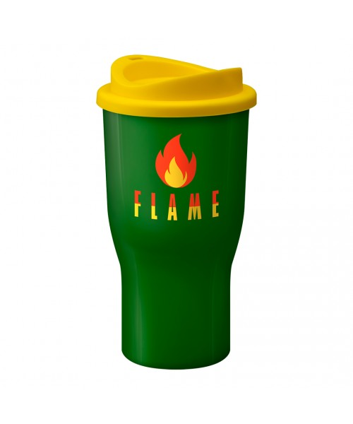 Personalised Challenger Tumbler Green