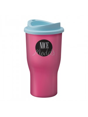 Personalised Challenger Tumbler Pink