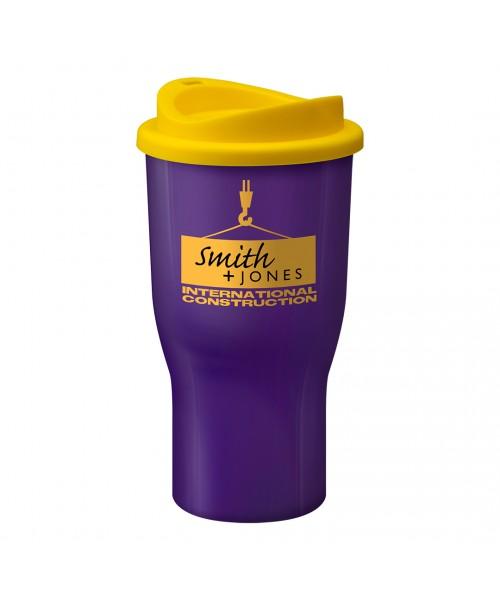 Personalised Challenger Tumbler Purple