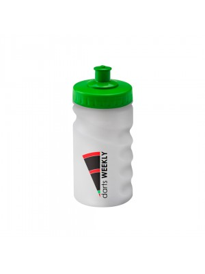 Personalised Sports Bottle 300ml Natural