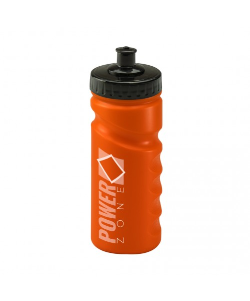 Personalised Sports Bottle 500ml Orange