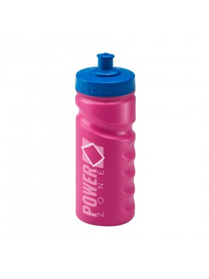 Personalised Sports Bottle 500ml Pink
