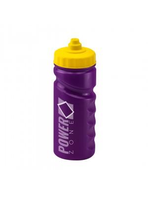 Personalised Sports Bottle 500ml Purple