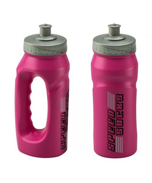 Personalised Jogging Bottle Pink