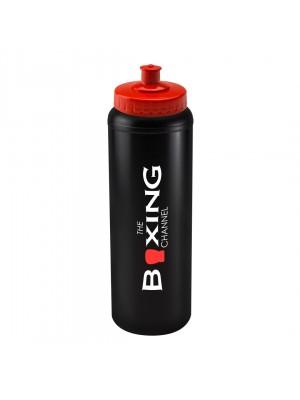 Personalised Sports Bottle 1l Black
