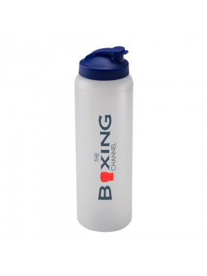 Personalised Sports Bottle 1l Natural