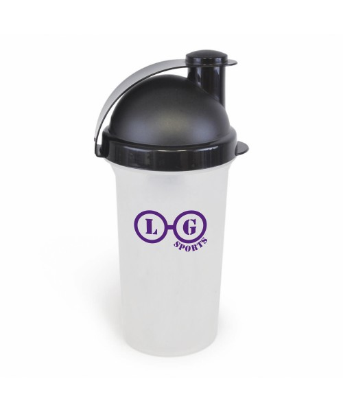 Personalised Plastic Shaker