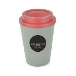 Personalised Bamboo Haddon Take Out Mug