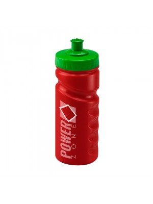 Personalised Sports Bottle 500ml Red
