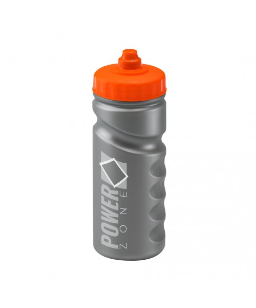 Personalised Sports Bottle 500ml Silver