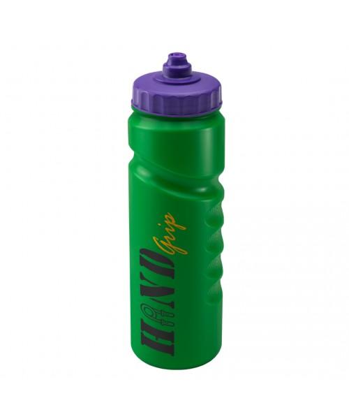 Personalised Sports Bottle 750ml Green