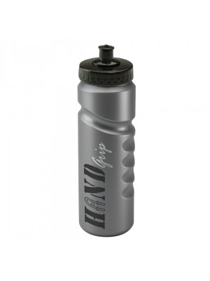 Personalised Sports Bottle 750ml Silver