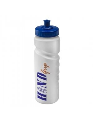 Personalised Sports Bottle 750ml White