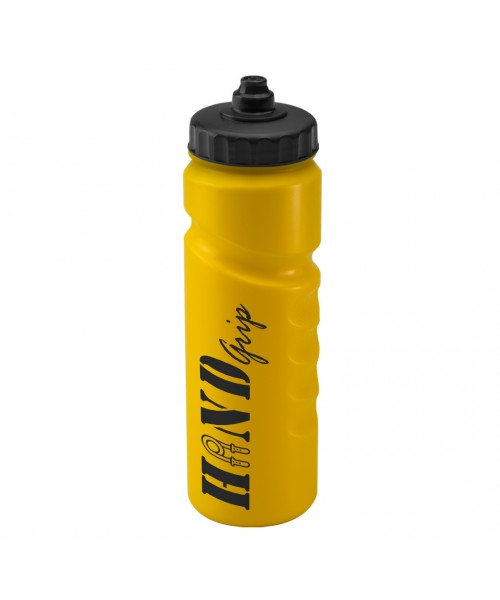 Personalised Sports Bottle 750ml Yellow